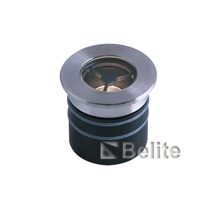 BELITE 1W led inground light 350mA CREE narrow angle 25/40/60 degree