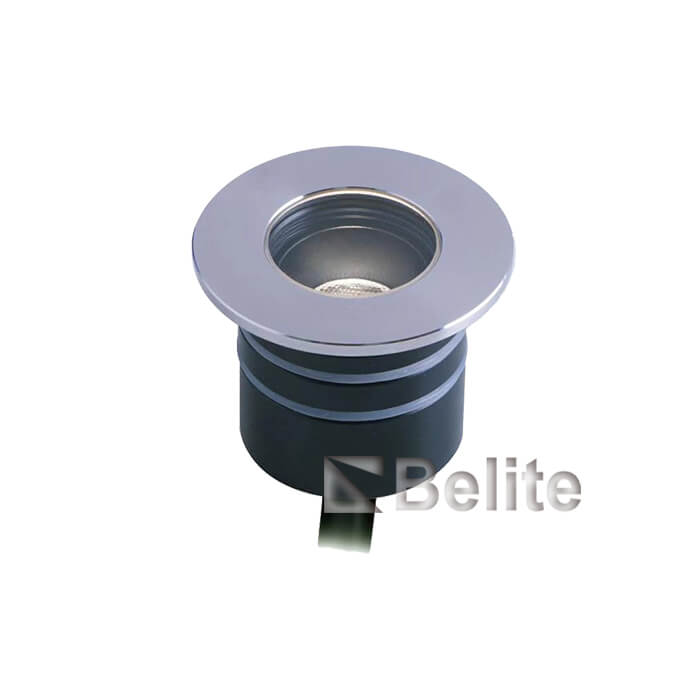 BELITE 3W led inground light CREE narrow angle  10º / 15º / 21º / 36º / 40º / 60º