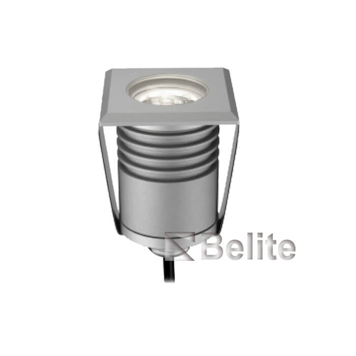 BELITE 1W led inground light 12/24V DC CREE up light beam angle 10/15/21/36/40/60 degree