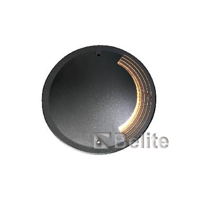BELITE side emitting LED inground light aluminum housing 3000K one side two sides four sides waterprroof
