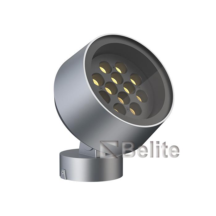 BELITE 24w/36W/48w LED landscape projector light RGB RGBW DMX512 RGB/RGBW