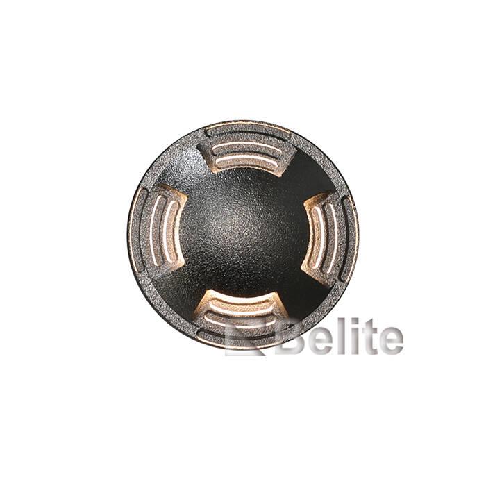 BELITE 4 side emittiing holes LED underground light IP67 3000K-6500K