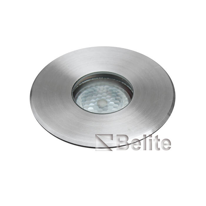 BELITE IP67 outdoor led inground light 3W RGB 3 in 1 CREE/EPISTAR led