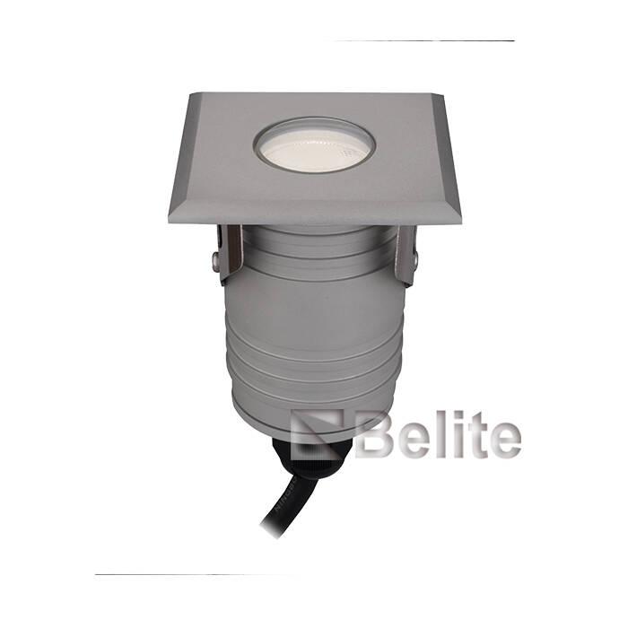 BELITE IP67 CREE led inground light 8W R/G/B 12/24V AC/DC
