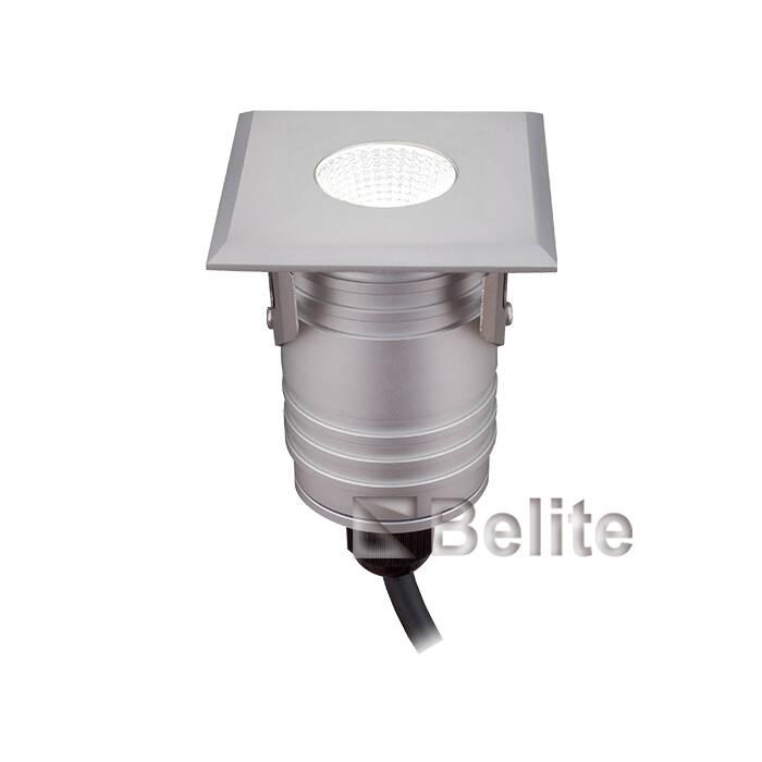 BELITE IP67 3W led inground light 12/24V AC/DC CREE Led 24/40/60 degree