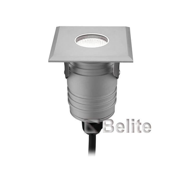 BELITE 5W RGB recessed led inground light IP67 12/24VDC Citizen COB