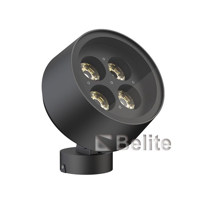 BELITE 50W projector light CREE COB 2700-6500K 0-10V dimmable Traic dimming
