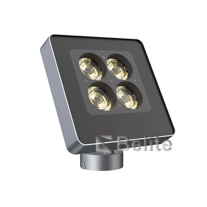 BELITE 60W projector light CREE COB 2700-6500K 0-10V dimmable Traic dimming