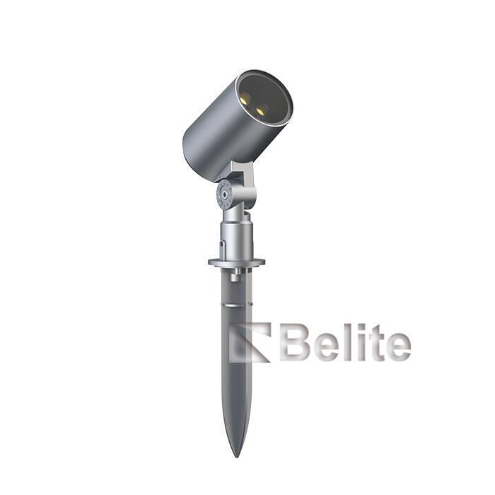 BELITE 24W projector light CREE spike tree light 0-10V dimmable RGB DMX512