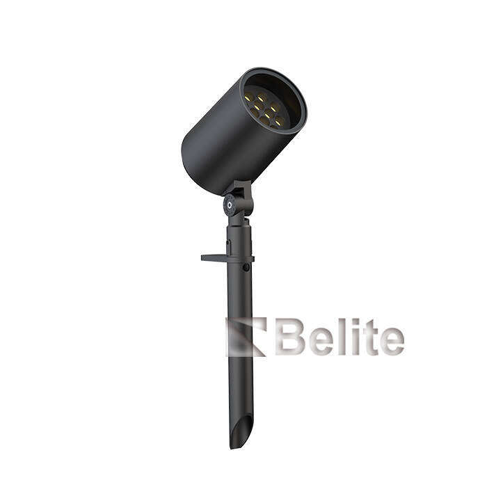 BELITE 48W projector light CREE tree light spike light 2700-6500K RGB DMX512