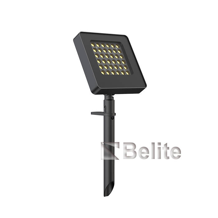 BELITE 72W projector light CREE flood light building light DC24V RGB DMX512
