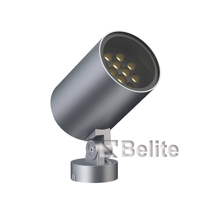 BELITE 48w high power led garden light outdoor triac 1-10V dimmable projector light