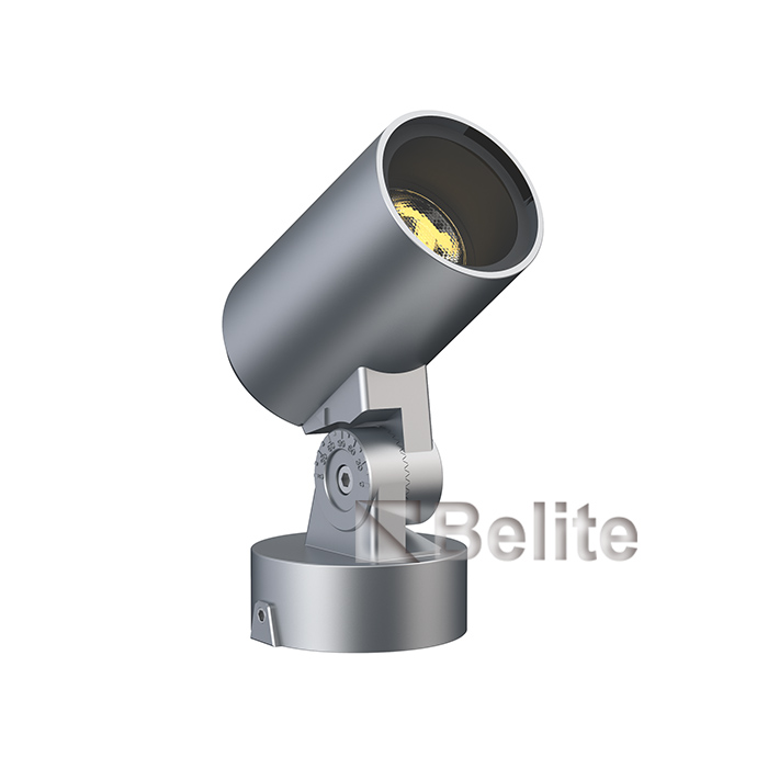 BELITE 15 cree cob w die cast aluminum led flood light housing dimmable led projector light