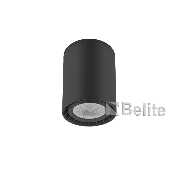 BELITE 12W 18W 25W LED outdoor wall light ip65 square ceiling light